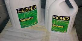 Антифриз Nord – тестируем популярный продукт