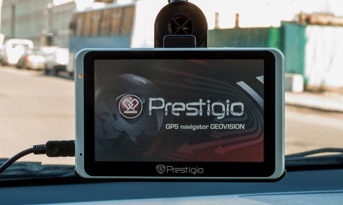 Устройство «Prestigio GeoVision 7000 DVR»