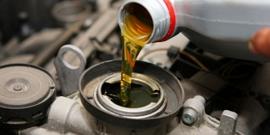 Температура вспышки и вязкость моторного масла