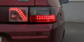 Как модернизировать задние фонари ВАЗ 2110?