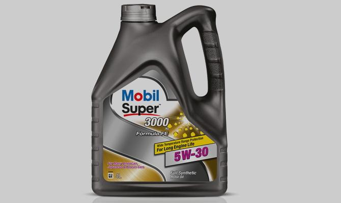 Моторная жидкость с вязкостью 5W30