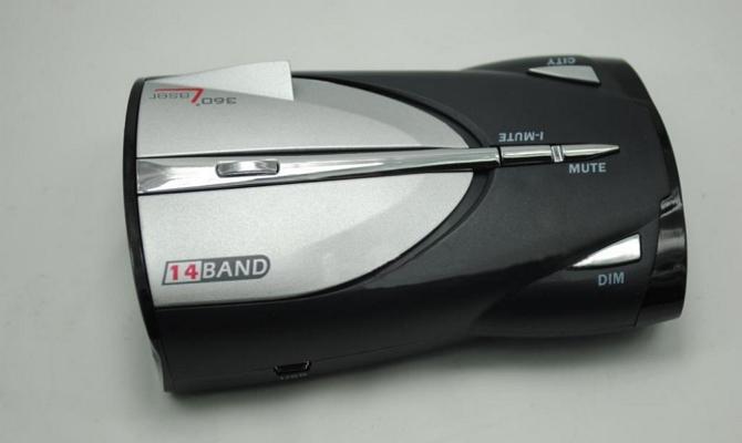 Топовая модель «Cobra» с встроенным дажеэкраном
