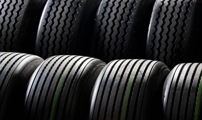 Автомобильные шины из высококачественной резины