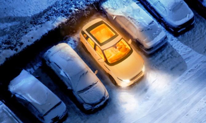 Запуск двигателя авто при низкой температуре