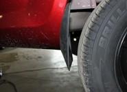 Брызговики на Рено Логан – надежный аксессуар для защиты кузова!