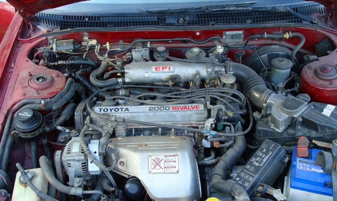 Тюнинг мотора Тойота Карина