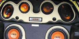 Фото акустики в авто