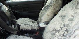 Меховые автомобильные чехлы – главные преимущества и недостатки