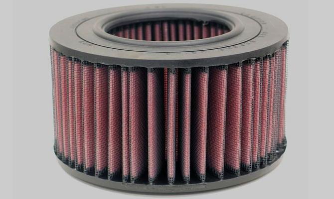 Фильтр нулевого сопротивления для Volvo 740