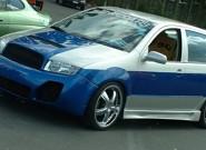 Тюнинг шкода Фабия – бюджетное преображение авто в три этапа