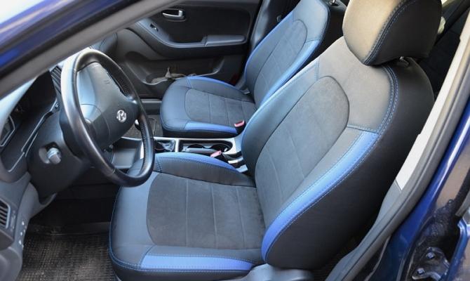 Перетяжка сидений авто – чтобы ездить было приятнее