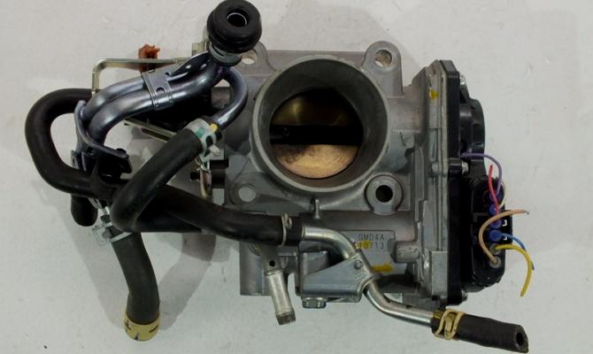 Дроссельная заслонка увеличенного диаметра – способ повысить мощность авто
