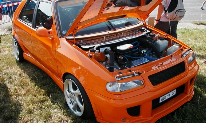 Чип-тюнинг двигателя – оптимальный вариант