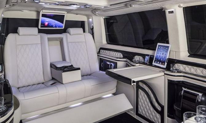 Модернизация салона Volkswagen Transporter T3