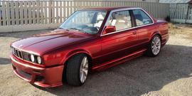 Модернизация БМВ Е30 – мощный современный автомобиль из седана 1980-х!