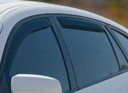Дефлекторы боковых окон — доступный и эффективный тюнинг!