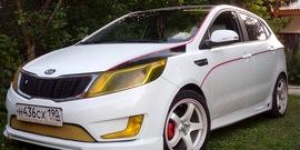 Модернизация Киа Рио 3 – хорошее авто станет безупречным!