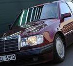 Модернизация Мерседес 124 – новый облик легендарного авто