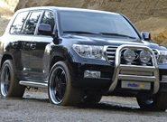 Тюнинг Toyota Land Cruiser – престижный внедорожник можно сделать еще лучше!