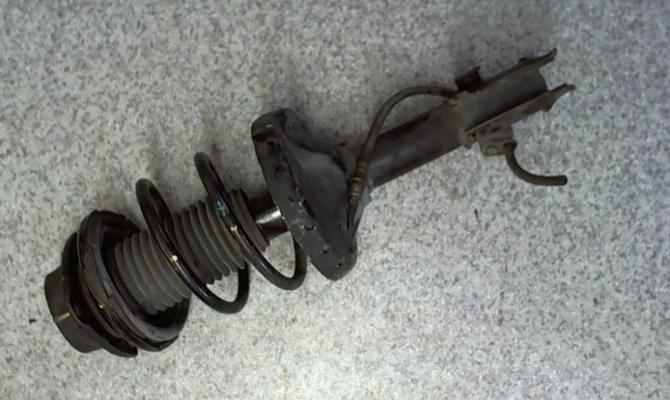 Рулевой демпфер на Субару – преимущества и установка
