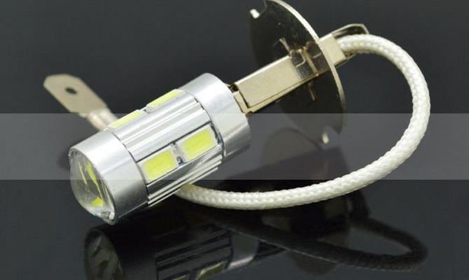 Ближний и дальний свет – выбор диодных светильников