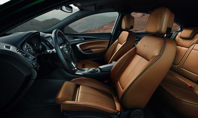 Интерьерные и внешние усовершенствования Opel Insignia