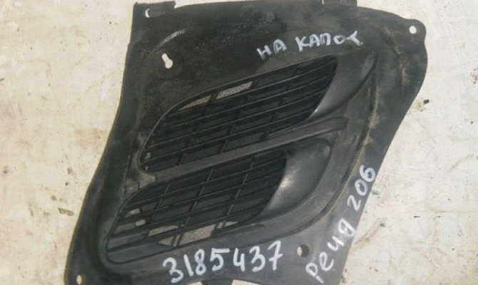 Воздухозаборник на крышу Peugeot – как сделать авто агрессивнее?