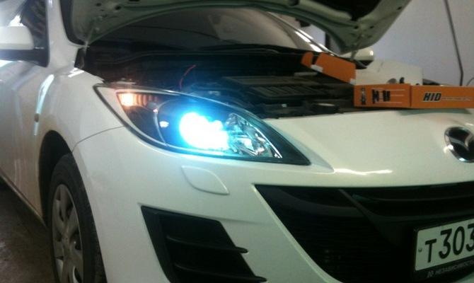 Правила монтажа новых осветительных устройств