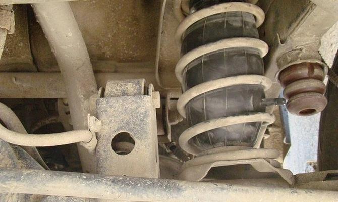 Усиление стоечных опор – для чего улучшать подвеску кроссовера?