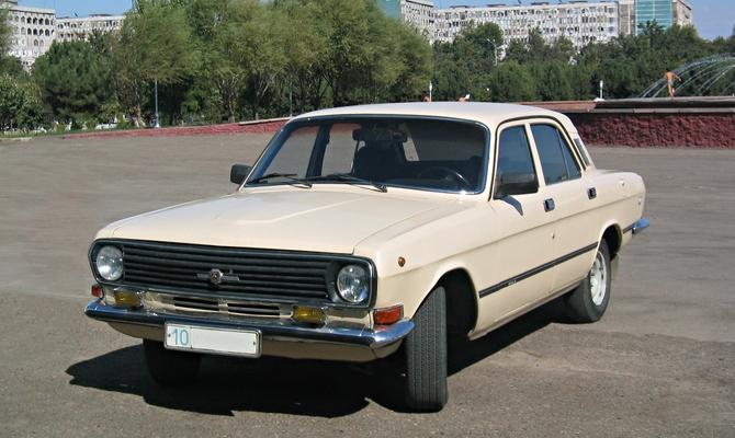 ГАЗ-24 – легенда автопрома СССР