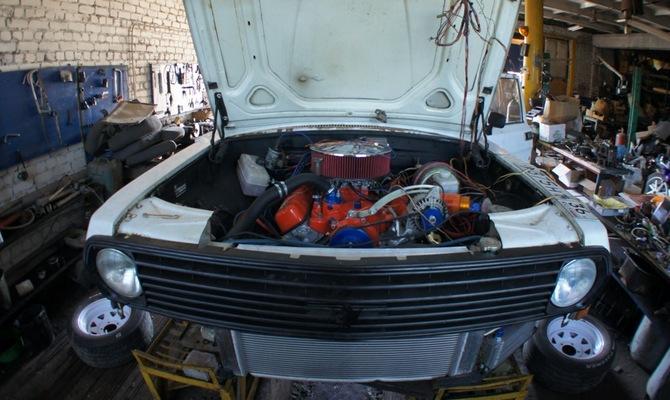 Тюнинг двигателя – популярная методика