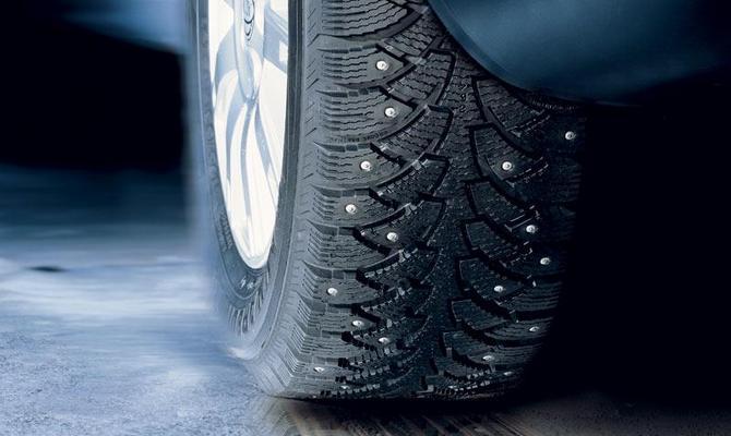 Зимние шины с шипами – основные преимущества