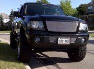 Доработка Ford Ranger –  проходимое авто в хромированной обертке