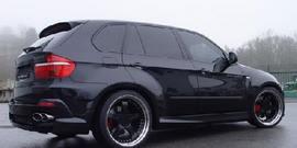 Тюнинг BMW X5 E70 – топовая модернизация легендарного автомобиля