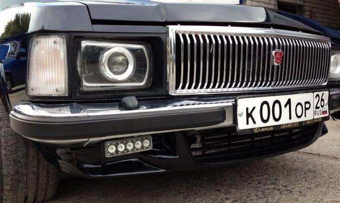 Модернизация оптики – оригинальные полоски в фары авто