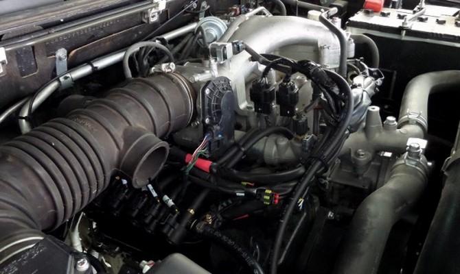 Силовые агрегаты Паджеро 4 и их возможности – вкратце о главном