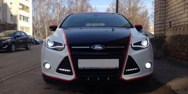 Тюнинг Форд Фокус 3 – создаем оригинальный и мощный автомобиль