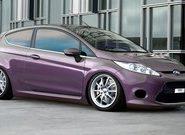 Тюнинг Форд Фиеста – делаем эксклюзивное авто повышенной мощности