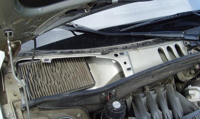Защита фильтра Гранты – очиститель воздуха из подручных средств