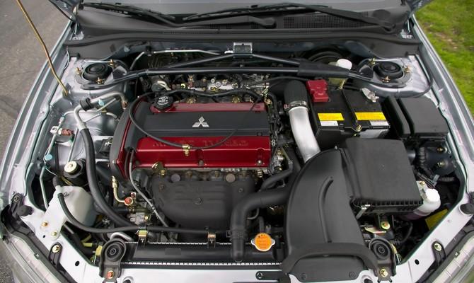 Технический тюнинг Лансер 9 – как увеличить динамику авто?