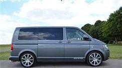 Тюнинг Volkswagen Multivan T5 – доработка авто под российские условия