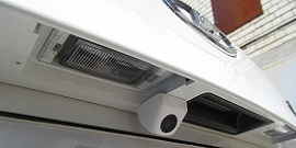 Камера заднего вида на Ладу Гранта – устанавливаем нужный аксессуар