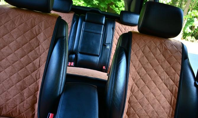 Автонакидки – защищают сиденья и делают салон эстетичнее