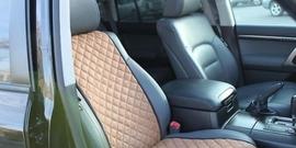 Накидки на автомобильные сиденья – сделаем салон удобнее и красивее!