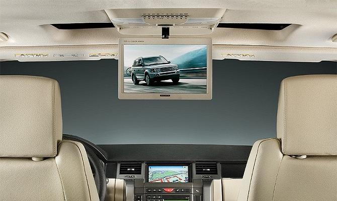Особенности выбора телевизора для авто – что главное?