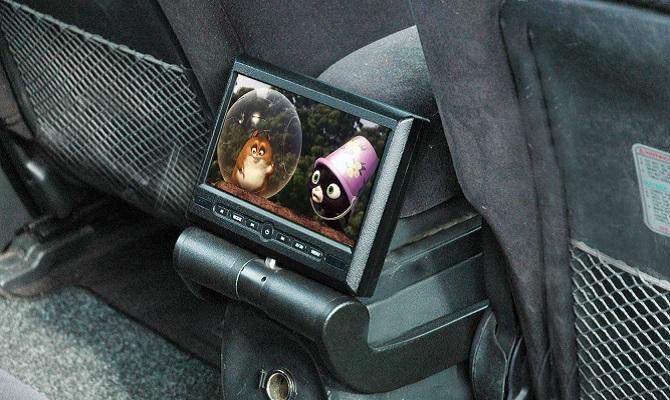 Автомонитор – развлекательный центр в вашей машине фото