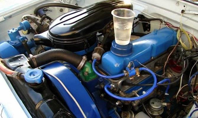 Доработка мотора автомобиля-легенды