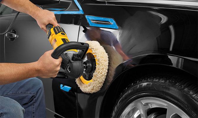 Какие дефекты поможет устранить полировка кузова автомобиля