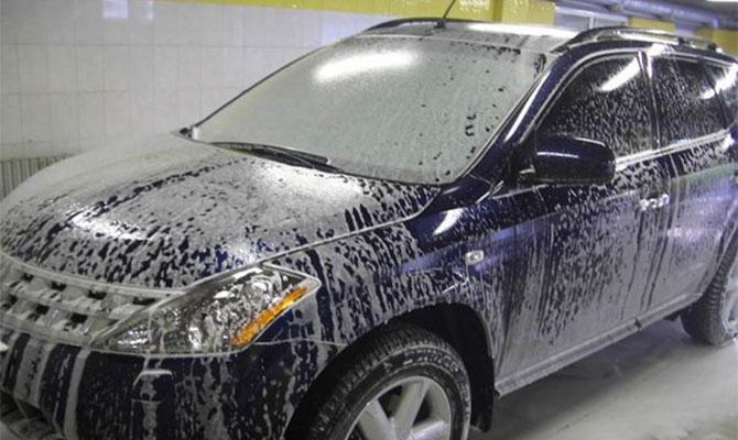 Очистка кузова машины – как действовать?