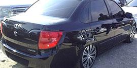 Тюнинг Лада Гранта лифтбек – как превратить авто в образец для подражания?